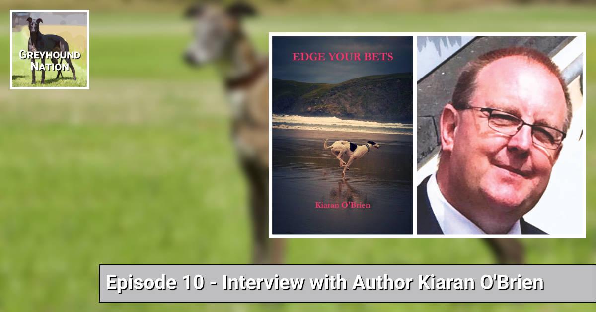 Interview with Author Kiaran O'Brien