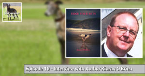 Interview with Author Kiaran O'Brien